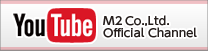 M2 co.,ltd. official YouTube Channel